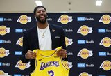 """A.Davisas: """"Man bus nesėkmė, jeigu neiškovosiu NBA titulo"""""""