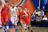 CSKA sutriuškino R.Butauto auklėtinius