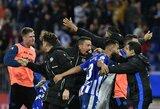 """Pergalę iškovoję """"Alaves"""" pakilo į pirmą vietą """"La Ligoje"""""""