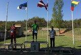 Olimpietis R.Račinskas iškovojo Baltijos šalių čempionato auksą, G.Kielai – sidabras