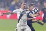 Z.Ibrahimovičius atskleidė, kur tęs savo karjerą – į MLS lygą nebegrįš