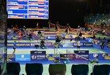 Lietuviai – Europos jaunučių badmintono čempionato ketvirtfinalyje