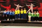 Šiaurės Šalių fechtavimo čempionate – lietuvių medaliai