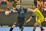 Prancūzijos rankinio lygoje taškus iškovojo visų trijų lietuvių ekipos