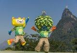 Rio de Žaneiro olimpiados naujienos