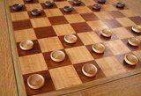 E.Bužinskis pasaulio šaškių čempionato A finalą pradėjo nesėkme