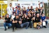 Alytuje finišavo trečiasis Lietuvos mini ralio čempionato etapas