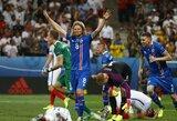 Islandijos stebuklas tęsiasi: iš EURO 2016 eliminuota Anglija