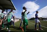 """""""Žalgiris"""" trečiajame UEFA Europos lygos atrankos etape gali susitikti su garsiu Ispanijos klubu"""