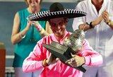 ATP 500 turnyre Akapulke – R.Nadalio triumfas