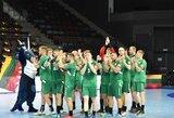 Lietuvos rankinio rinktinė – per žingsnį nuo kito pasaulio čempionato atrankos etapo