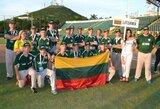Lietuvos beisbolininkai pasaulio jaunučių čempionate lieka be pergalių