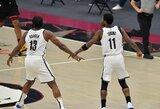 """K.Irvingas: """"Hardenas yra """"Nets"""" komandos įžaidėjas"""""""