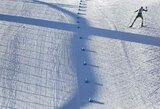 Lietuvos slidininkai alinančiose pasaulio čempionato lenktynėse nesužibėjo