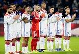 """""""Lyon"""" ir """"Reims"""" komandos išsiskyrė taikiai"""