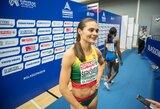"""Nuostabų čempionatą ketvirta vieta baigusi A.Šerkšnienė: """"Gera patirtis, bet galėjo būti ir geresnė"""""""