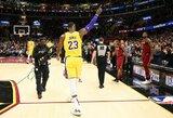 """""""Lakers"""" sužais draugiškas rungtynes Kinijoje"""