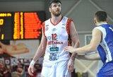 K.Lavrinovičius pagerino klubo rekordą, M.Lukauskis pakartojo asmeninį pasiekimą