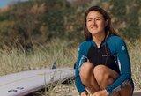 Netektis: mirė kylanti Prancūzijos banglenčių sporto žvaigždė