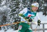 Europos orientavimosi sporto slidėmis čempionate lietuviai užėmė 6-ą vietą