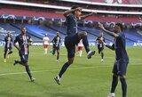 Triuškinamą pergalę iškovojęs PSG pirmą kartą istorijoje pateko į Čempionų lygos finalą
