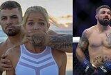 """Buvusi UFC kovotojo žmona: """"Užteks tylėti, tai, kas nutiko, yra nepateisinama"""""""