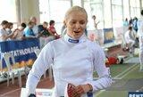 Europos šiuolaikinės penkiakovės čempionate I.Serapinaitė - 15-a, o G.Venčkauskaitė - 18-a