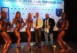 NAC Lenkijos kultūrizmo ir fitneso čempionate lietuvės užėmė dvi pirmąsias vietas
