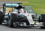 """Prasideda naujasis """"Formulės-1"""" lenktynių sezonas"""