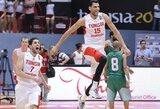 Afrikos čempionato favoritai – Angola ir Tunisas – įspūdingai išsigelbėjo rungtynių pabaigose