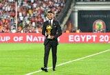 Kamerūno legendinis futbolininkas S.Eto'o paskelbė apie karjeros pabaigą