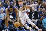 """""""Thunder"""" klubas nusileido dar vienam NBA vidutiniokui"""