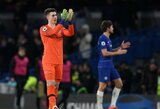 """Chelsea"" klubas skyrė K.Arrizabalagai piniginę baudą"