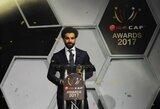 M.Salah pripažintas geriausiu Afrikos futbolininku