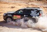 Media komandos darbas Dakaro ralyje: kai ieškoti tenka ne tik ryšio, bet ir degalų