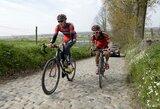 Dviračių lenktynėse Belgijoje E.Juodvalkis užėmė 73-ą vietą, A.Kruopio komandos draugas – antras