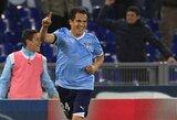 """Agentas: """"C.Ledesma laimingas """"Lazio"""" klube"""""""