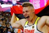 Lietuviai užbaigė Europos metimų taurės varžybas, J.Vetteris pasiekė įspūdingą rezultatą