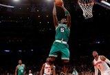 """NBA neleido """"Celtics"""" ir """"Clippers"""" klubams atlikti grandiozinius mainus"""