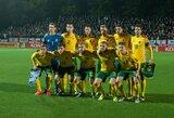 Pirmos 2016-ų Lietuvos futbolo rinktinės kontrolinės rungtynės - Rumunijoje