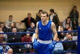 Lietuvos bokso pirmenybėse čempionų titulus gins septyni atletai