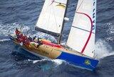 """Pasaulio čempiono vadovaujama jachta """"Ambersail"""" varžysis prestižinėje regatoje"""