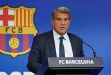 """""""Barcelonos"""" komanda sulaukė 595 mln. eurų paskolos"""