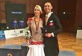 Lietuvos šokėjai – prestižinių varžybų Vokietijoje nugalėtojai ir prizininkai