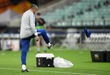"""Pamatykite: pykčio nesuvaldęs M.Sarri keikdamasis paliko paskutinę """"Chelsea"""" treniruotę prieš Europos lygos finalą"""