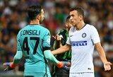 """Italijos pirmenybių starte - """"Inter"""" nesėkmė"""
