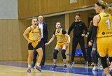 Geriausioje kovo sporto nuotraukoje – nesuvaidintos krepšininkės emocijos