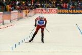 """N.Kočergina nesėkmingai pasirodė persekiojimo lenktynėse, švedė """"subyrėjo"""" paskutiniame šaudymo ruože"""
