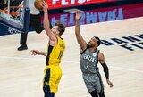 D.Sabonis prisidėjo prie dar vieno NBA trigubų dublių rekordo