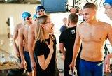 LPF varžybos sugrįžta: Vilniuje į baseiną šoks ir D.Rapšys